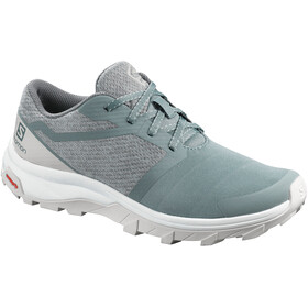 Salomon Outbound Schoenen Dames, lead/lunar rock/white